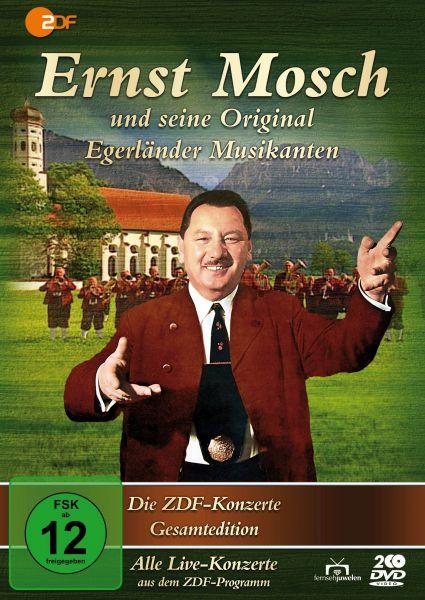 Ernst Mosch - Die ZDF-Konzerte Gesamtedition