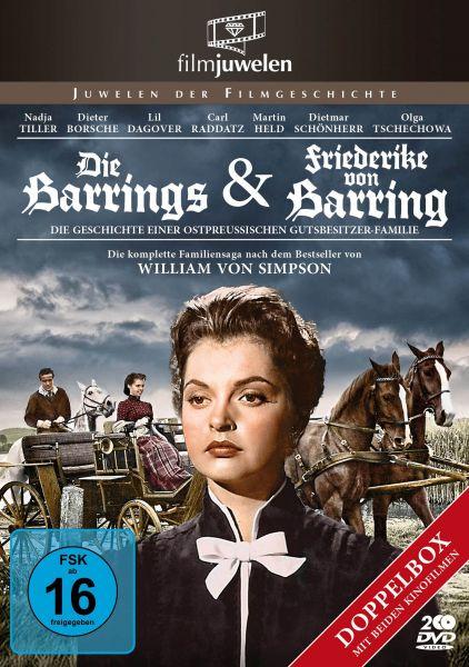 Die Barrings & Friederike von Barring - Doppelbox