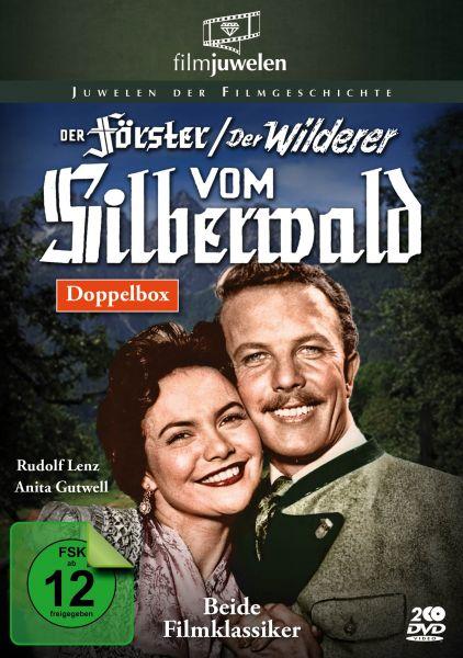 Der Förster vom Silberwald & Der Wilderer vom Silberwald - Doppelbox