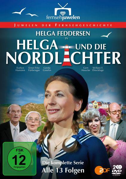 Helga und die Nordlichter - Die komplette Serie (Folgen 1-13)