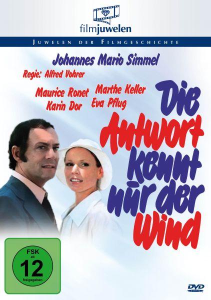 Die Antwort kennt nur der Wind (Johannes Mario Simmel)