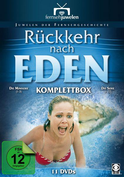 Rückkehr nach Eden - Komplettbox (11 DVDs)