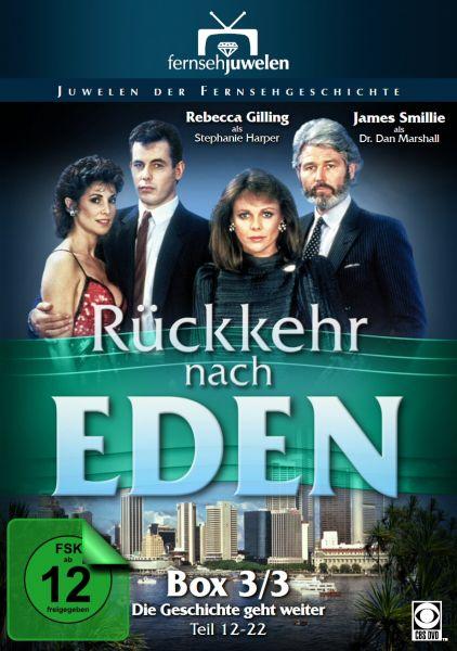 Rückkehr nach Eden - Box 3: Die Geschichte geht weiter (Teil 12-22)