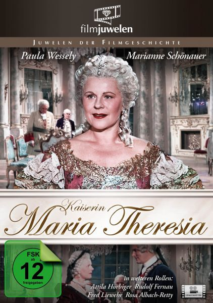 Kaiserin Maria Theresia - Eine Frau trägt die Krone (1951)