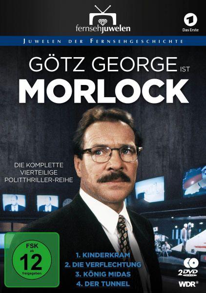Morlock - Die komplette vierteilige Filmreihe