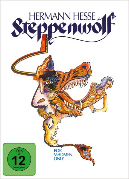 Der Steppenwolf - Limited Edition Mediabook (Blu-ray + DVD)