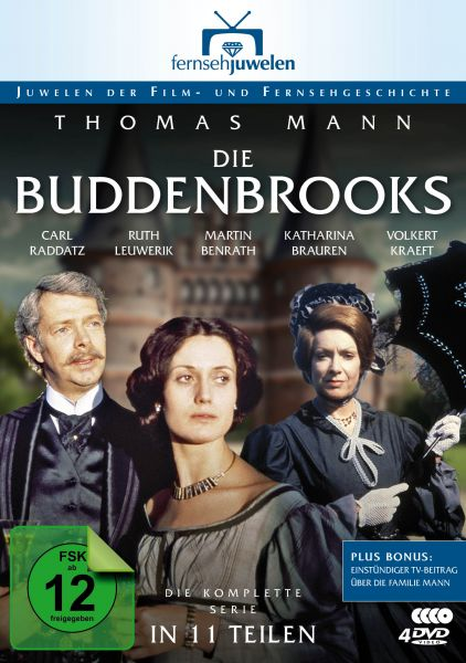 Die Buddenbrooks - Die komplette Serie in 11 Teilen