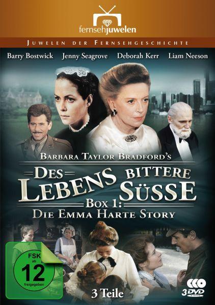 Des Lebens bittere Süße (Box 1) - Die Emma Harte Story: A Woman of Substance