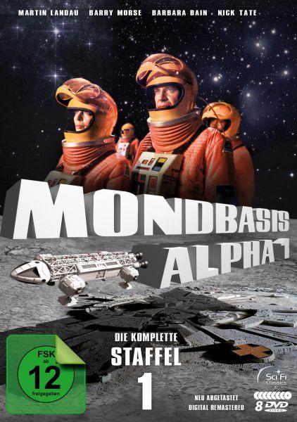Mondbasis Alpha 1 - Extended Version - Staffel 1 (Neuabtastung) (8 DVDs)