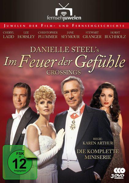 Im Feuer der Gefühle - Die komplette Miniserie nach Danielle Steel
