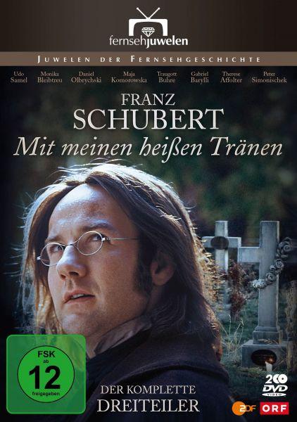Mit meinen heißen Tränen - Der komplette Dreiteiler über Franz Schubert