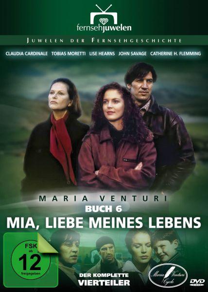 Mia, Liebe meines Lebens - Alle 4 Teile (Maria Venturi, Buch 6)