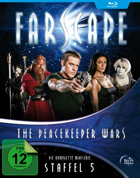 Farscape - Verschollen im All: Staffel 5 - The Peacekeeper Wars