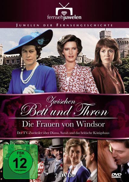Zwischen Bett und Thron - Die Frauen von Windsor - Fernsehjuwelen