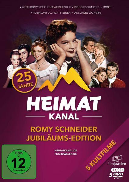 Romy Schneider Jubiläums-Edition (25 Jahre Heimatkanal)