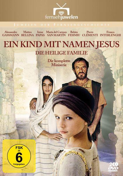 Ein Kind mit Namen Jesus - Die komplette Miniserie