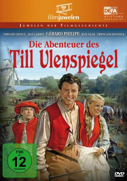Die Abenteuer des Till Ulenspiegel (DEFA Filmjuwelen)