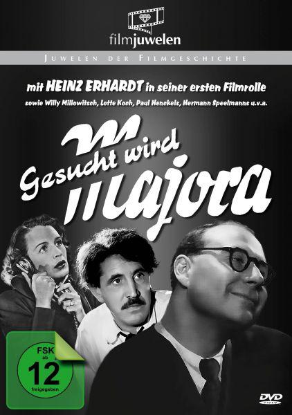 Heinz Erhardt: Gesucht wird Majora