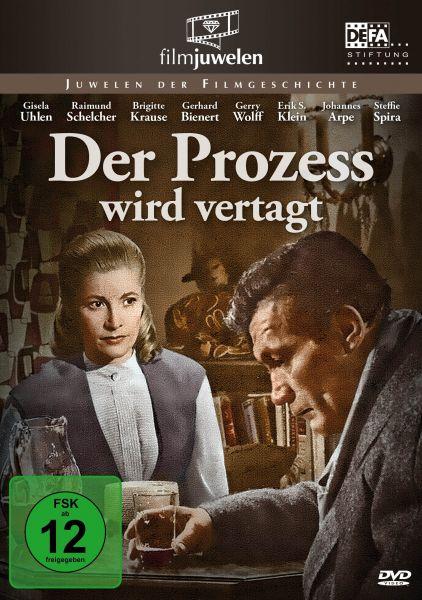 Der Prozess wird vertagt (DEFA Filmjuwelen)