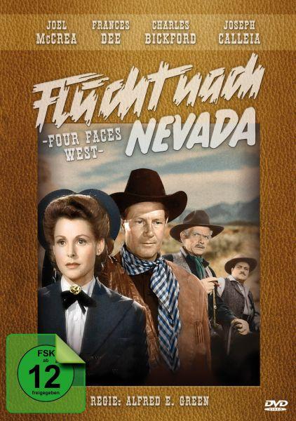 Flucht nach Nevada (Four Faces West)