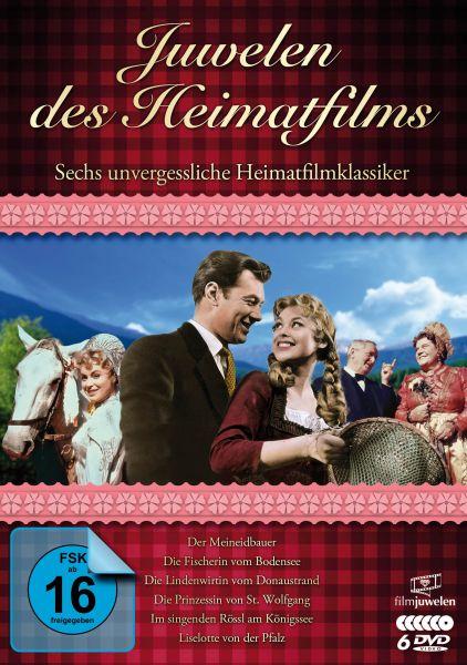 Juwelen des Heimatfilms: Sechs unvergessliche Heimatfilmklassiker