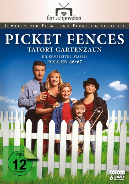 Picket Fences - Tatort Gartenzaun: Die komplette 3. Staffel