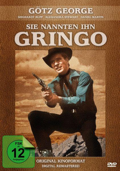 Sie nannten ihn Gringo (Götz George)