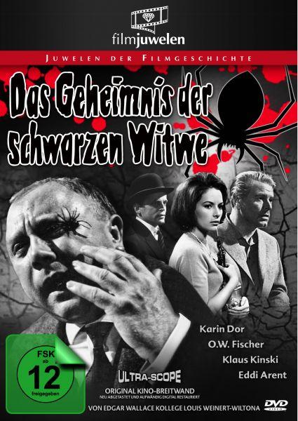 Das Geheimnis der schwarzen Witwe (Louis Weinert-Wilton)