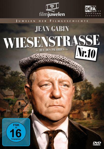 Wiesenstraße Nr. 10 (DEFA Filmjuwelen)