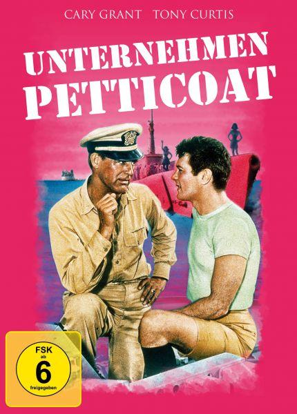 Unternehmen Petticoat - Limited Edition Mediabook (Blu-ray + DVD)