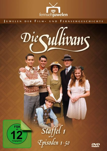 Die Sullivans - Staffel 1 (Folge 1-50)