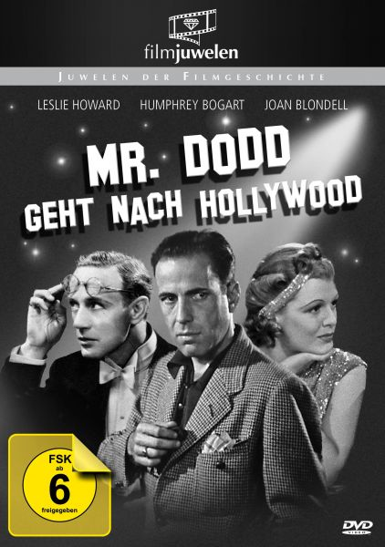 Mr. Dodd geht nach Hollywood (Stand-In)