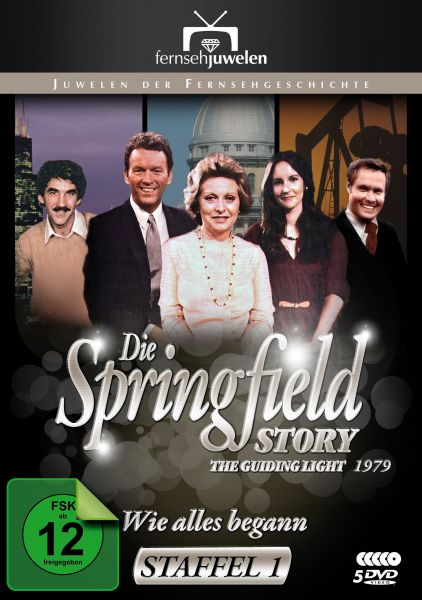 Die Springfield Story - Staffel 1 - Wie alles begann (The Guiding Light) - Fernsehjuwelen