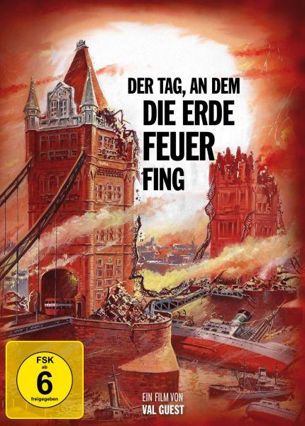 Der Tag, an dem die Erde Feuer fing - Special Edition Mediabook (Blu-ray + DVD)