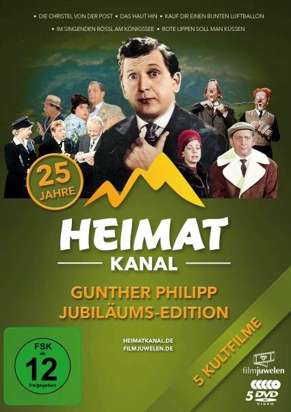 Gunther Philipp Jubiläums-Edition (25 Jahre Heimatkanal)