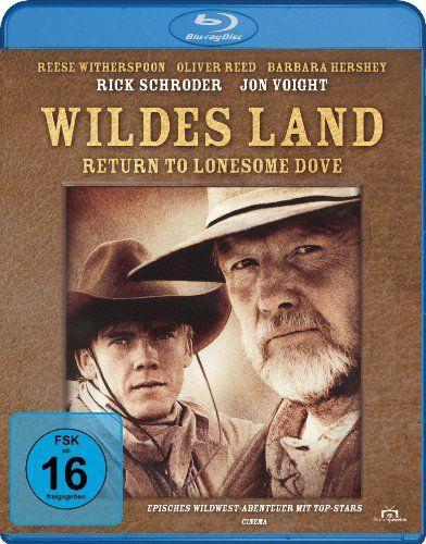 Wildes Land - Return To Lonesome Dove - Teil 1-4 (fernsehjuwelen)