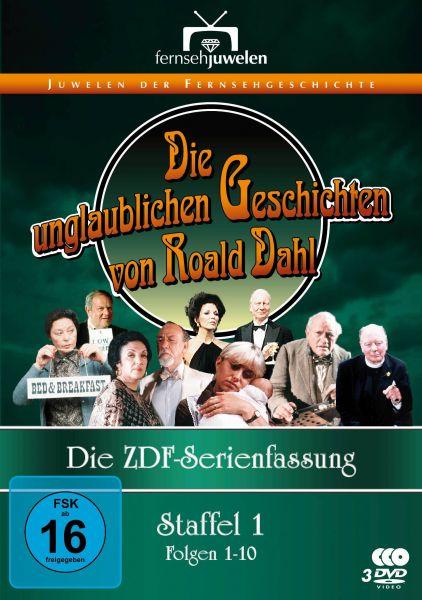 Die unglaublichen Geschichten von Roald Dahl - Staffel 1 (Folgen 1-10)