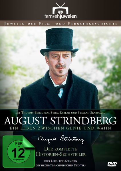 August Strindberg - Ein Leben zwischen Genie und Wahn - Teil 1-6