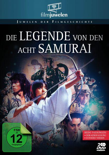 Die Legende von den acht Samurai - DDR-Kinofassung + Extended Version