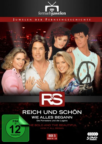 Reich und Schön - Box 5: Wie alles begann (Folge 101-125)