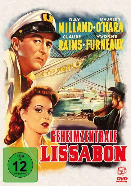 Geheimzentrale Lissabon