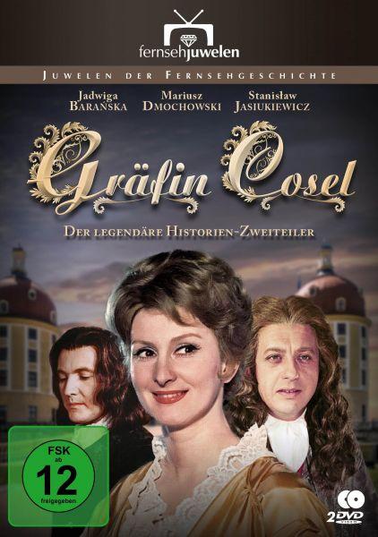Gräfin Cosel - Der legendäre Historien-Zweiteiler