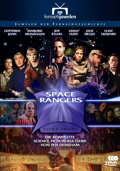 Space Rangers: Fort Hope