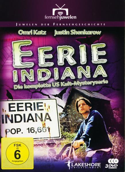 Eerie, Indiana - Die komplette Serie