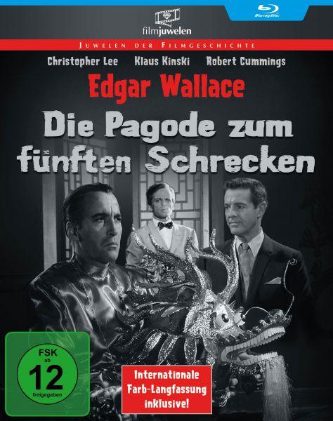 Die Pagode zum fünften Schrecken (Edgar Wallace)