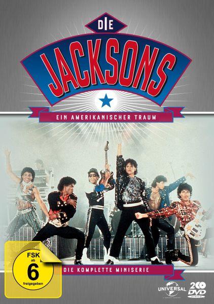 Die Jacksons - Ein Amerikanischer Traum - Der komplette Zweiteiler