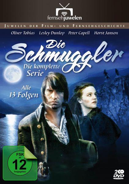 Die Schmuggler - Die komplette Serie (Alle 13 Folgen)