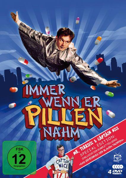 Immer wenn er Pillen nahm (alle 17 Folgen) - Special Edition inkl. Das Geheimnis der blauen Tropfen