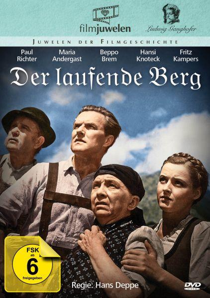 Der laufende Berg - Die Ganghofer Verfilmungen