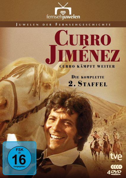 Curro Jiménez: Curro kämpft weiter - Die komplette 2. Staffel